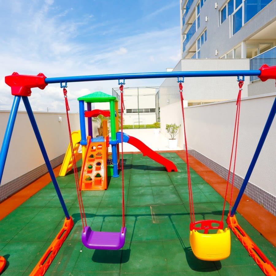 The First Playground